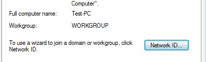 how to join your computer to a domain